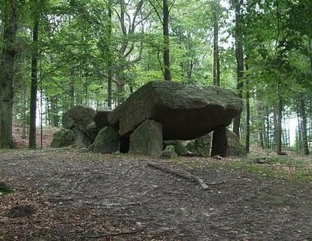 Osnabruck Ancient Stone Structure
