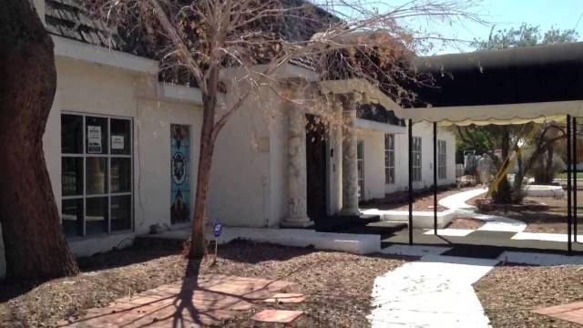 Liberace's Mansion