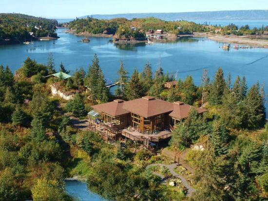Stillpoint Lodge – Halibut Cove, Alaska