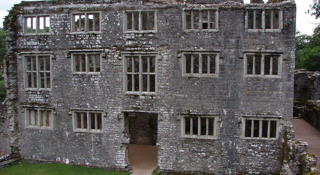Berry Pomeroy Castle, Devon