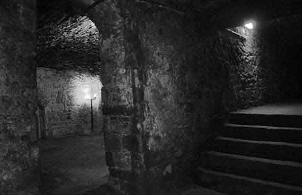 Niddry Street Vaults, Edinburgh