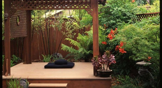 How To Have A Great Garden Meditation Space Dzhingarov