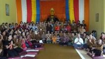 佛教村信徒交流