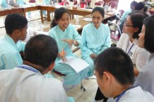 同學與印尼青年交流2