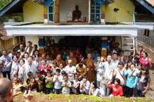 師生拜訪印尼佛教村