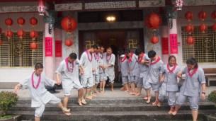 靈山寺團體遊戲訓練