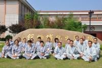 2014-06-11-馬來西亞同學來訪于茶博館前合影