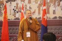 住持覺誠法師在開幕典禮上開門見山的指出領袖培訓營就是要培養國家和佛教未來傑出的青少年,想要做到這一點就要有夢想, 有夢想就是要付出。我們辦三好領袖培訓營絕對不是為了佛光山,而是為了佛教的未來。