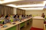 職事法師與同學們一同出席。