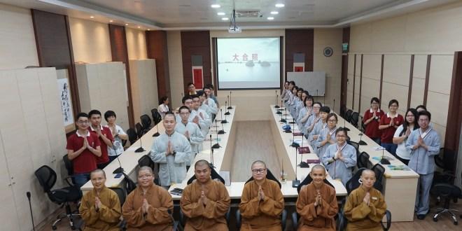 東禪佛教學院開學 開闊人生見解