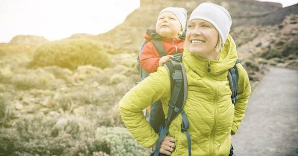 Rodzice potrzebują kontaktu z naturą i… z innymi dorosłymi