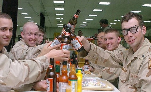 żołnierze US Army w Polsce