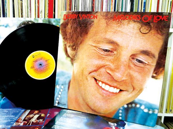 """""""Moja droga ja Cię kocham"""" Bobby Vinton fot.Iwona Bożek"""