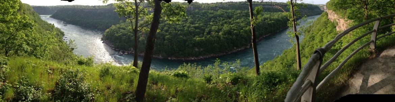 Rzeka Niagara, NY
