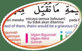 isi quran al jamil 1