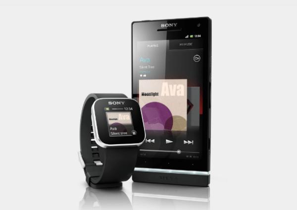 Sony SmartWatch - http://dzinetrip com/sony-smart-watch