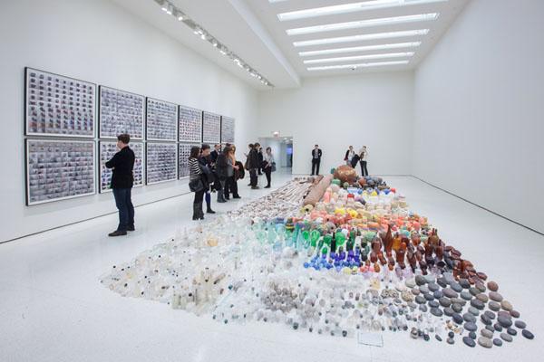 Gabriel-Orozco-Asterisms-exhibition-guggenheim-museum-6