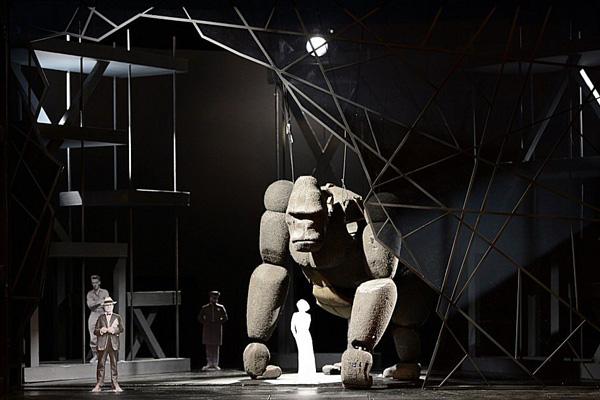 Kong 3D model