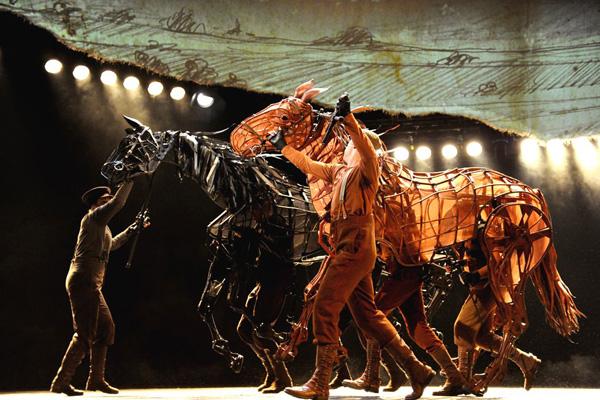 Kong War Horse