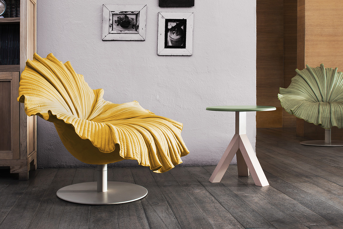 Bloom Lounge Chair By Kenneth Conopue