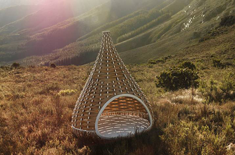 Hanging Chair by Dedon - 05
