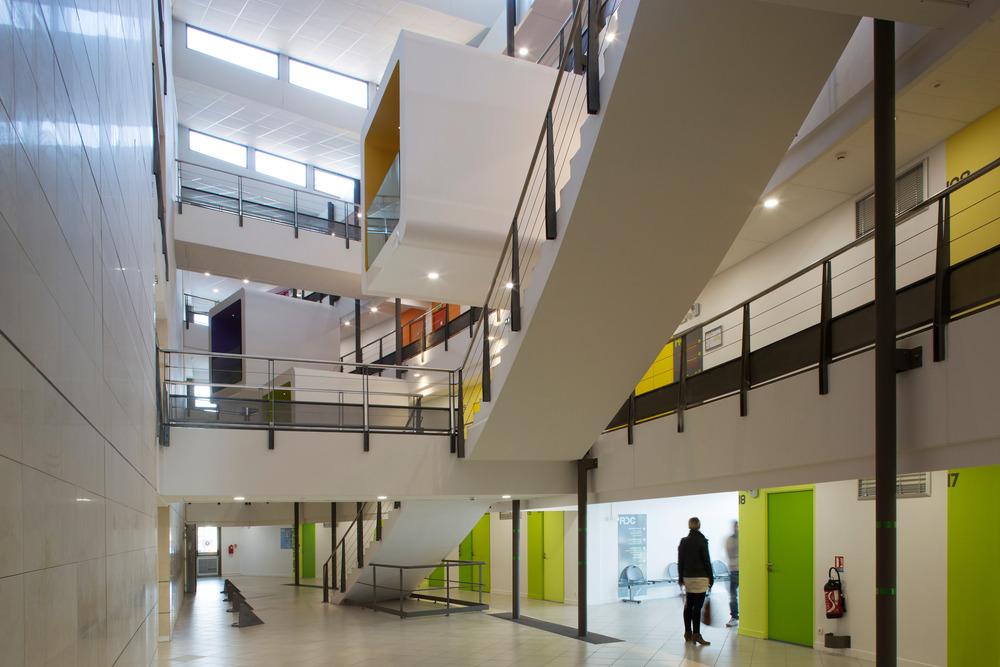 Institut de Formation des Professionnels de la Santé in France - 01