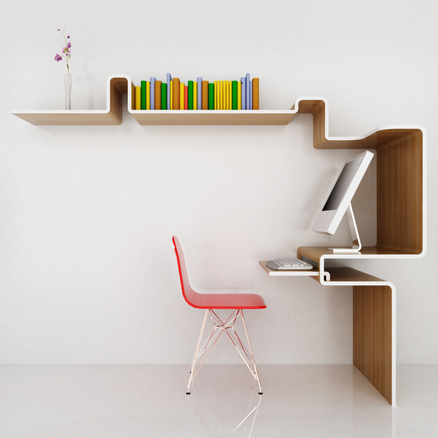 K Workstation by MisoSoup Design - 02
