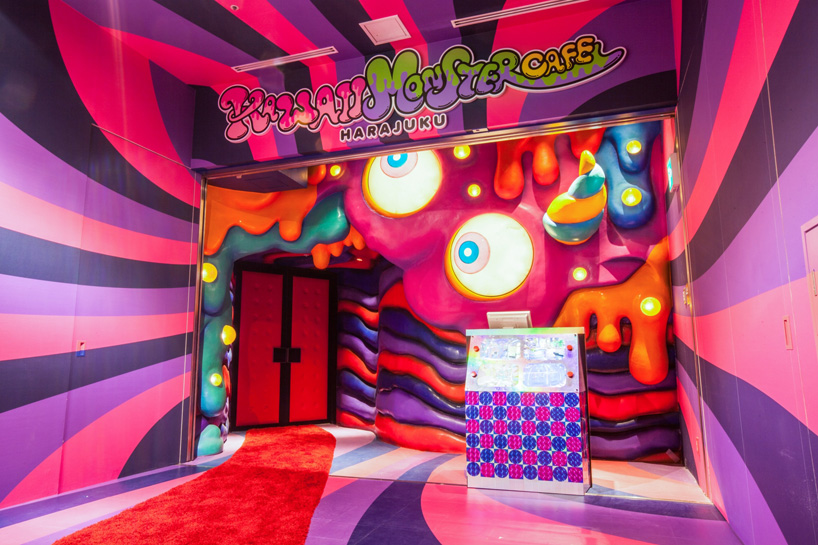 Kawaii Monster Cafe in Japan by Artist Sebastian Masuda - 11