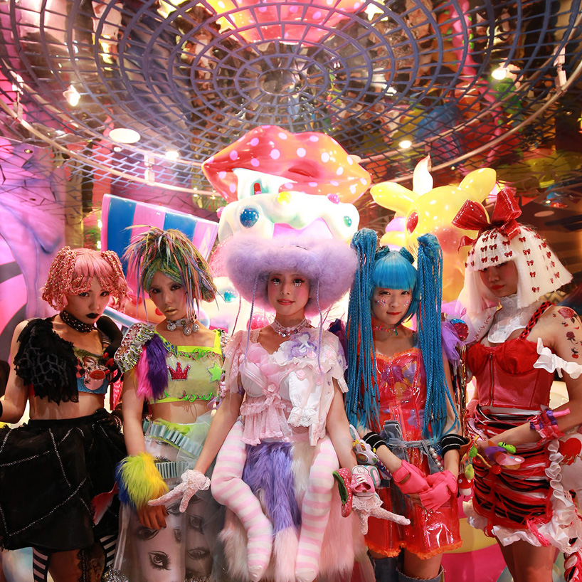 Kawaii Monster Cafe in Japan by Artist Sebastian Masuda - 12