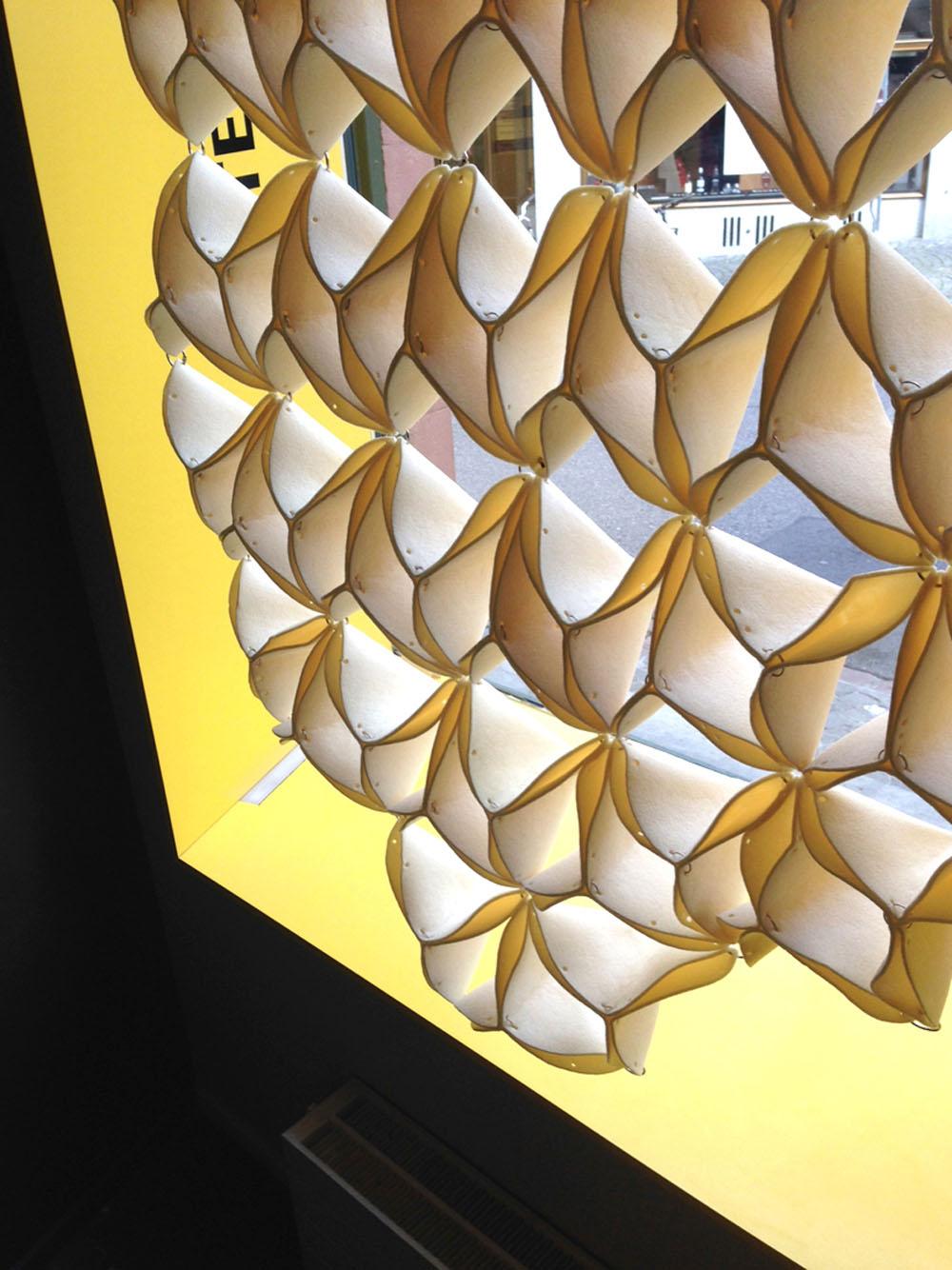 Light Screen sculpture close up - Copy