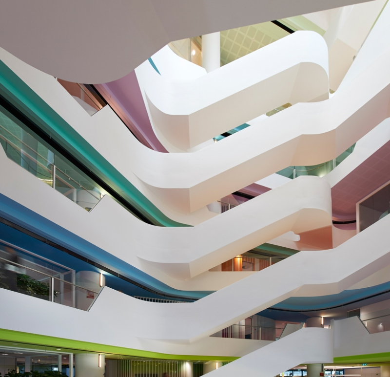 Medibank Workplace in Australia by Hassell - 08