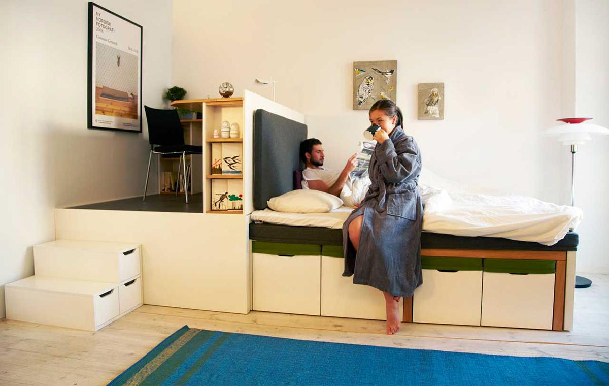 Modular furniture by Matroshka Furniture - 02