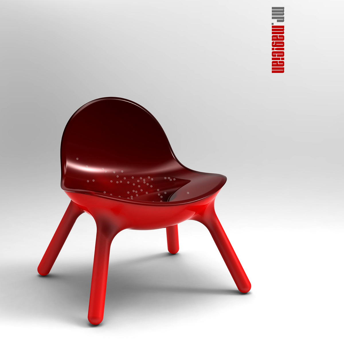 Mr Chair by designer Paul Sandip - 04
