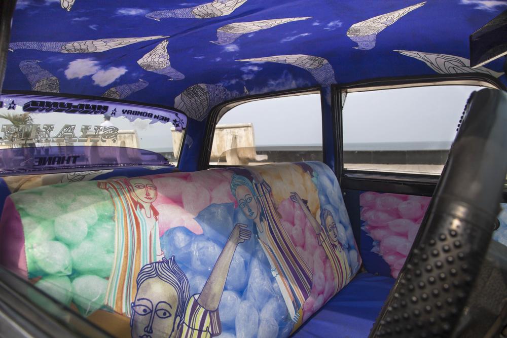Mumbai Taxi Fabric Project - 04