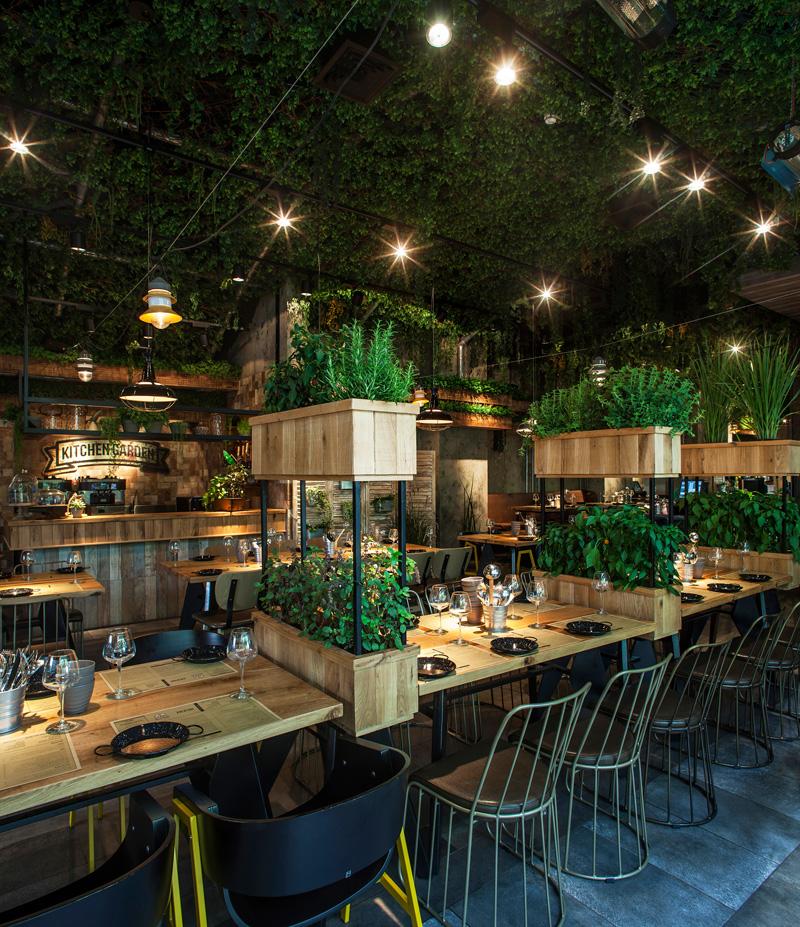 Segev Kitchen Garden Restaurant in Israel by Studio Yaron Tal - 10