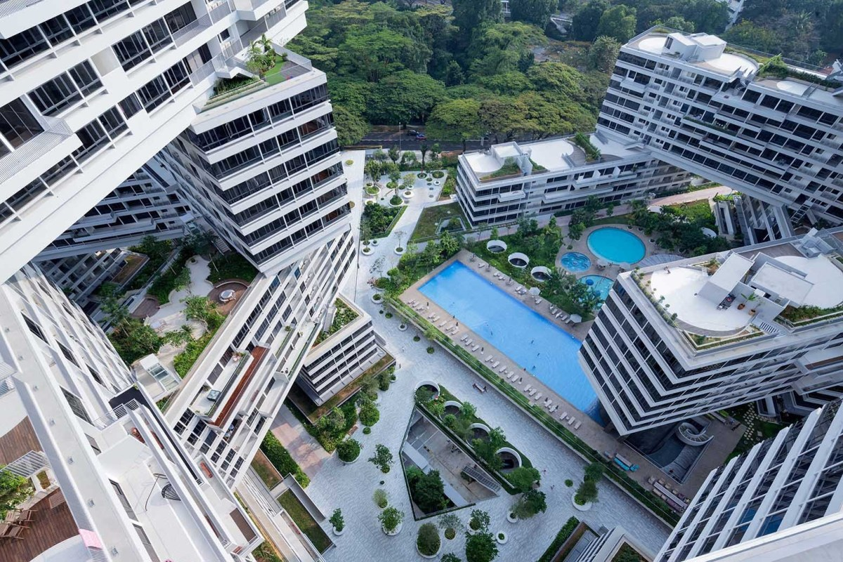 The Interlace in Singapore by OMA and Ole Scheeren - 03