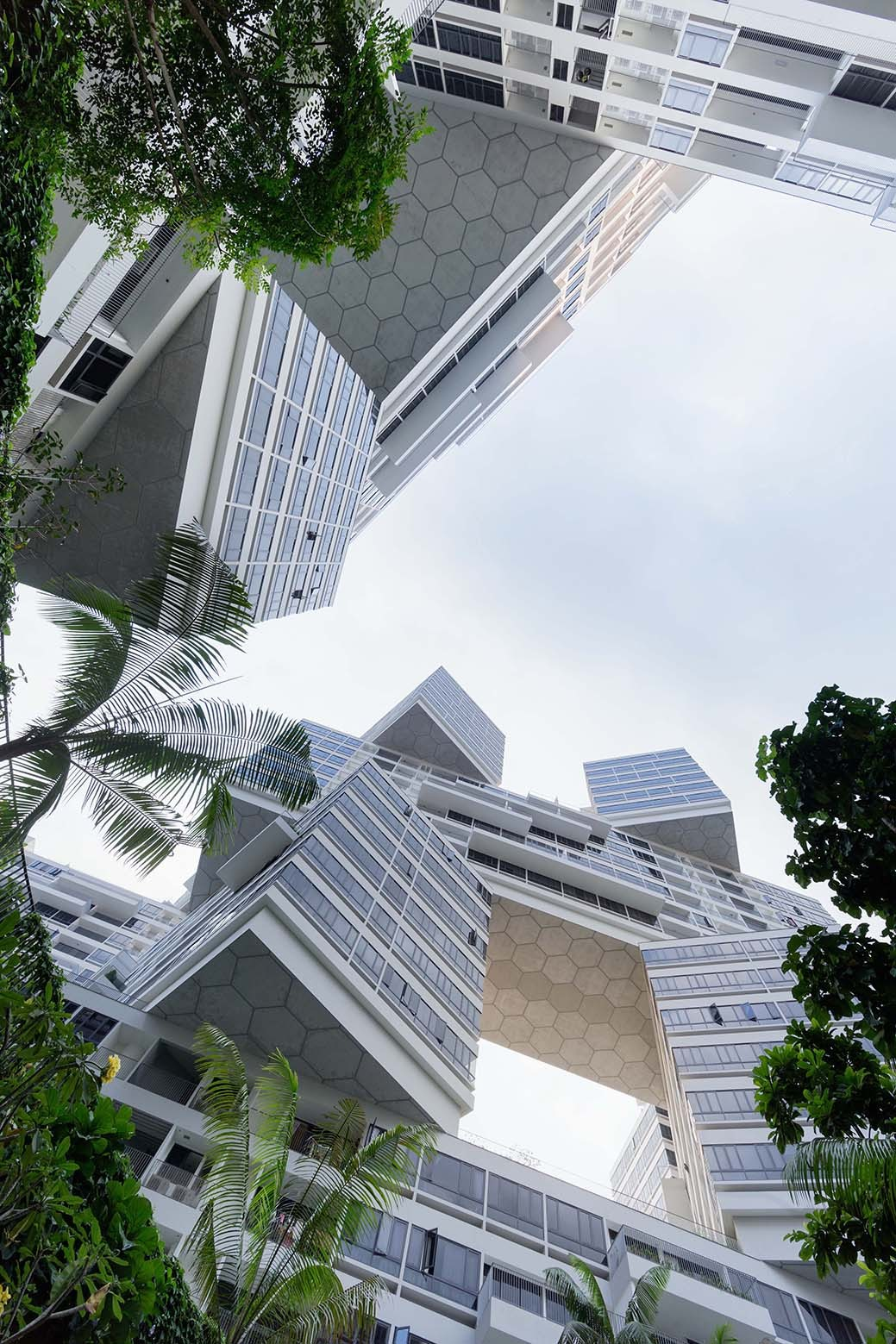 The Interlace in Singapore by OMA and Ole Scheeren - 04