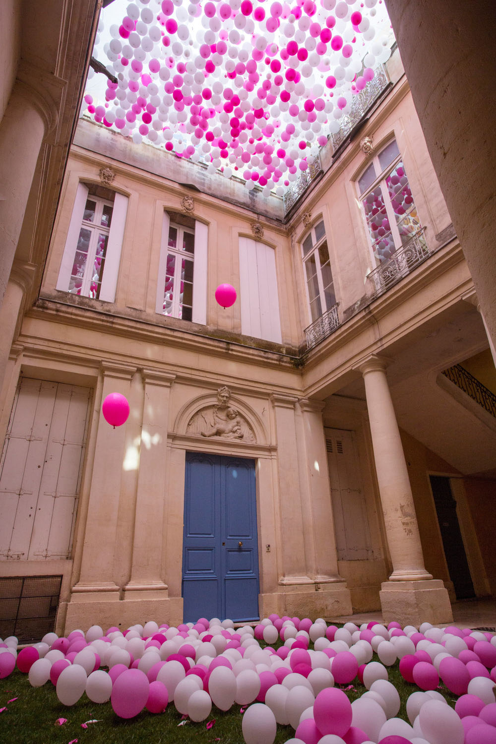The Tenth Spring Installation at the Festival des Architectures Vives in France - 02
