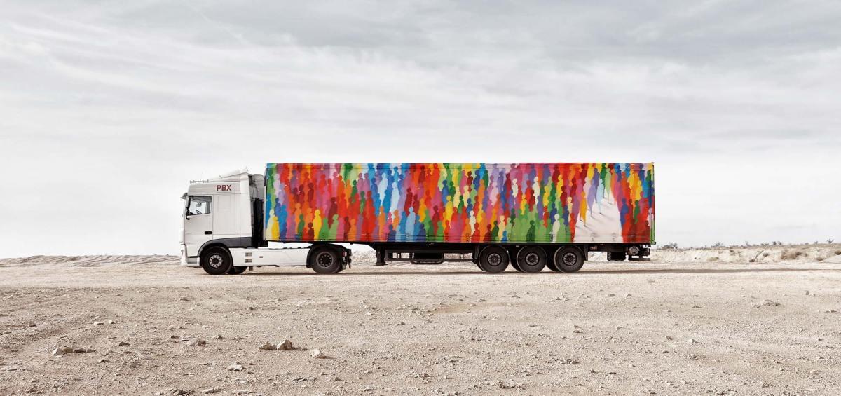 Truck art project - 03
