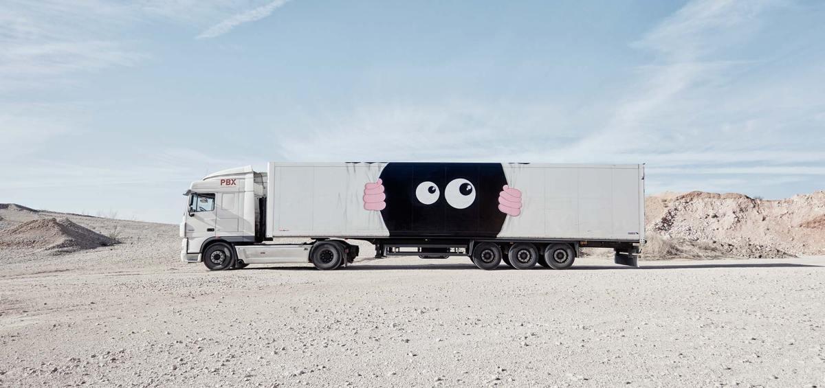 Truck art project - 11
