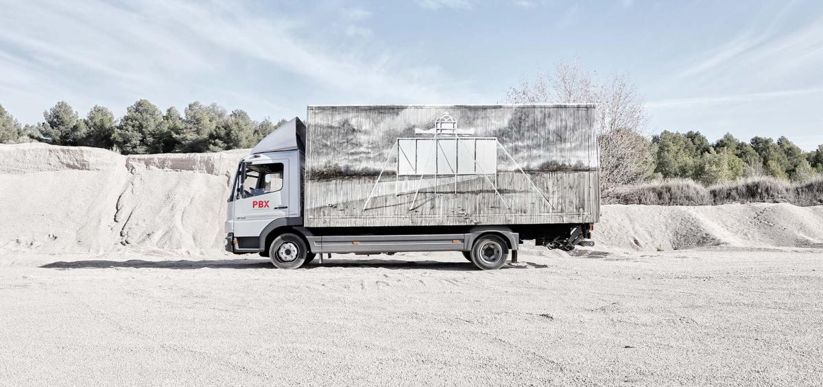 Truck art project - 14