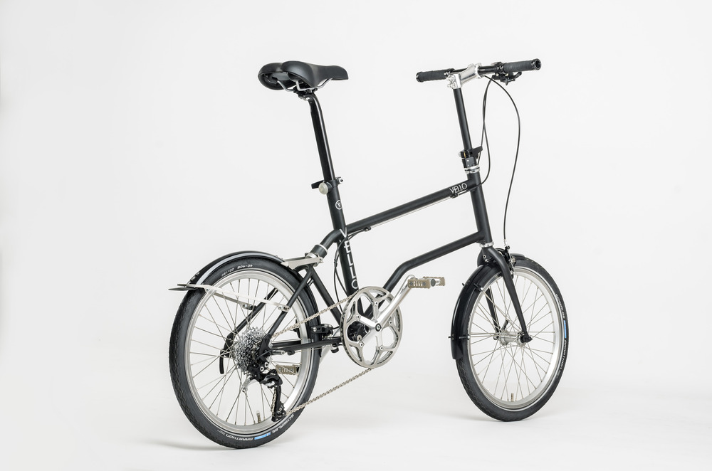 Vello Bike by Designer Valentin Vodev - 06