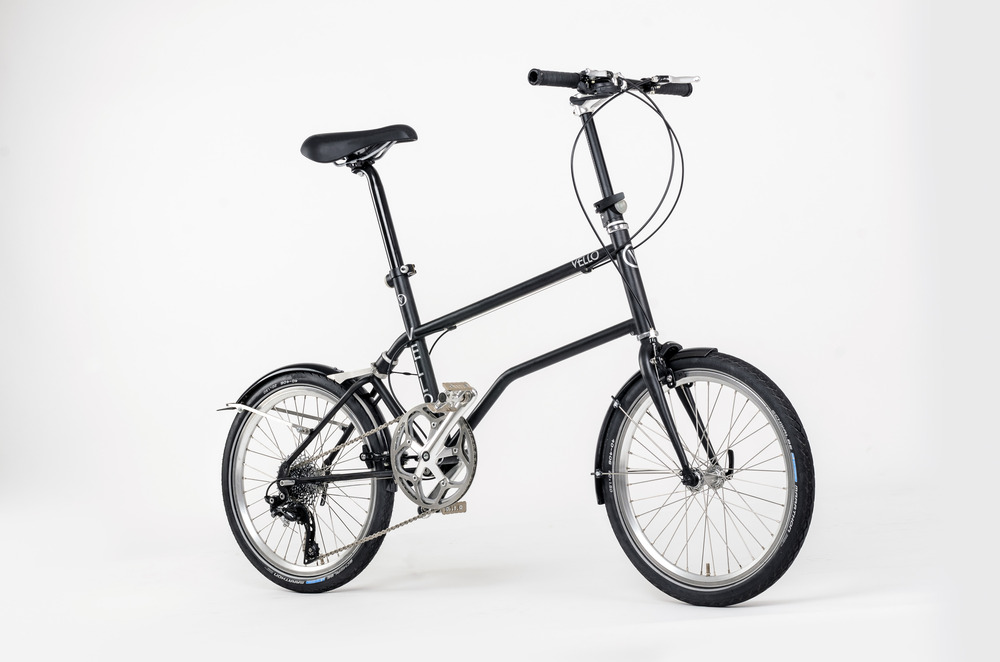 Vello Bike by Designer Valentin Vodev - 07
