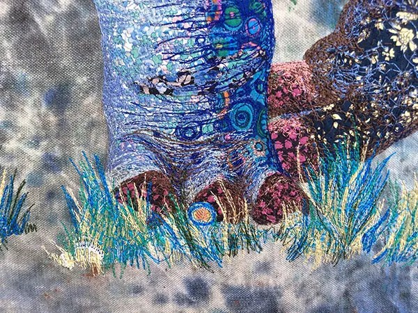 textile-collage-african-wildlife-sophie-standing-06