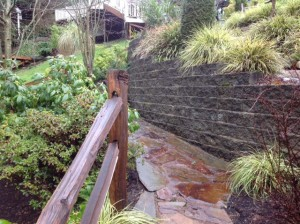 Retaining Walls for Slopes