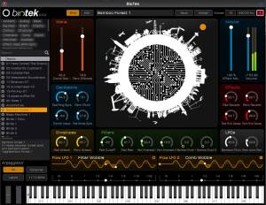 BioTek Screenshot