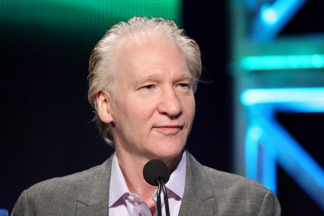 BEVERLY HILLS, CA - JULY 28:  TV Host Bill Maher  speaks during the HBO portion of the 2011 Summer TCA Tour held at the Beverly Hilton on July 28, 2011 in Beverly Hills, California.  (Photo by Frederick M. Brown/Getty Images)