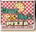 Manny And Olga's Pizza Coupons & Promo Codes