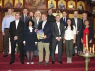 Delegacija RS Zeljka Cvijanovic,predvodi Obrad kesic u Filadelfi 014