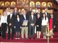 Delegacija RS Zeljka Cvijanovic,predvodi Obrad kesic u Filadelfi 019